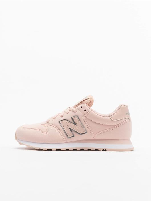 New Balance Snejkry Lifestyle růžový