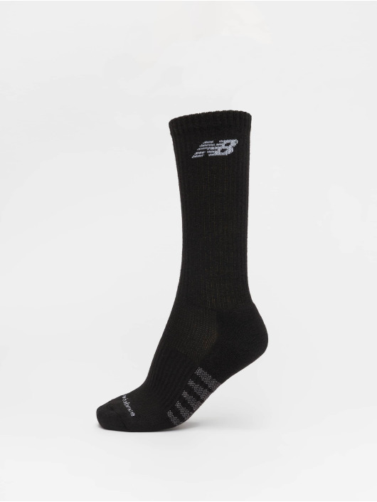 New Balance Socken Core Unisex Low Cut schwarz