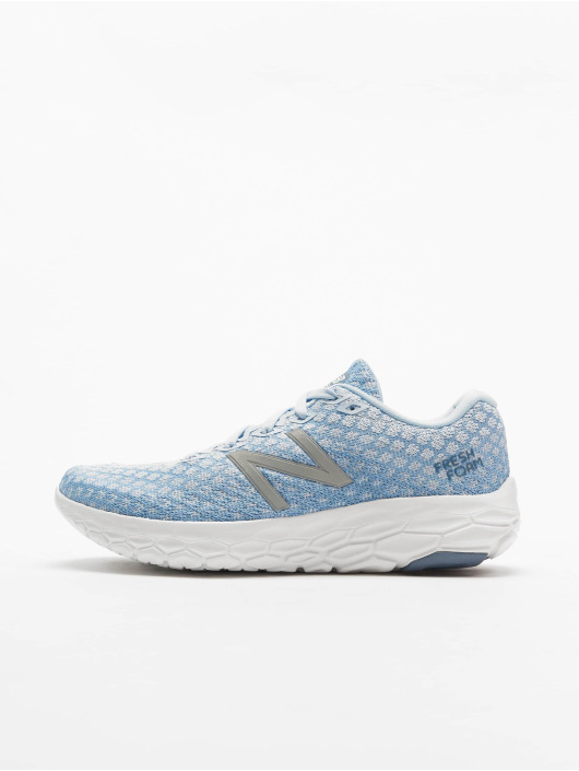 New Balance Sport Sneakers Fresh Foam bialy