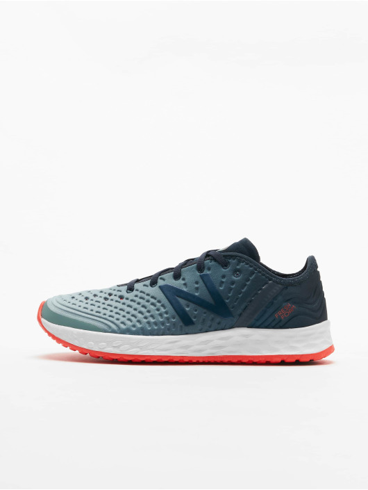 New Balance Sport Sneakers Fresh Foam niebieski