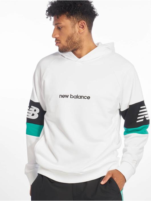 New Balance Sweat & Pull Mt93503 blanc
