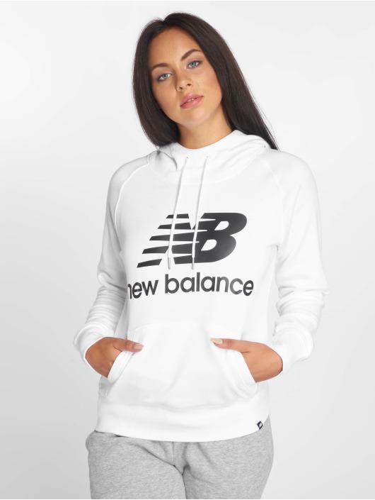 New Balance Sweat capuche WT83563 blanc