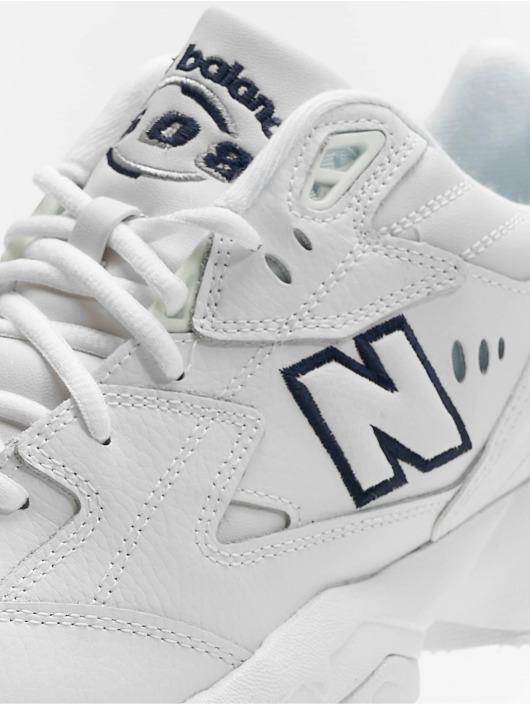 New Balance Tøysko 608 hvit