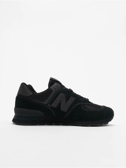 New Balance Tøysko 574 svart