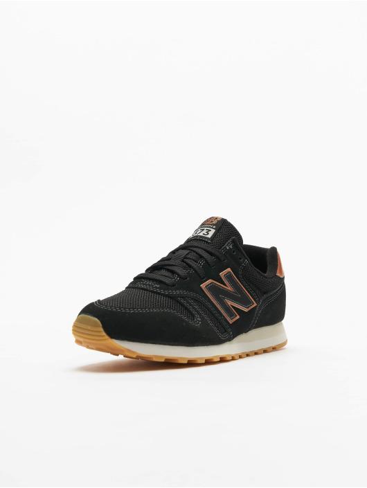 New Balance Tøysko Wl373 B svart