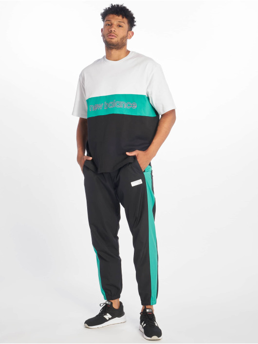 New Balance T-shirt MT93506 bianco