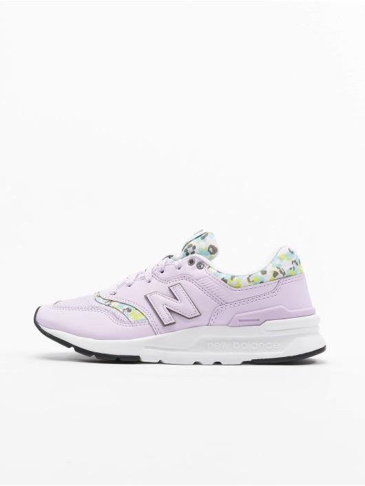 New Balance Tennarit Lifestyle purpuranpunainen