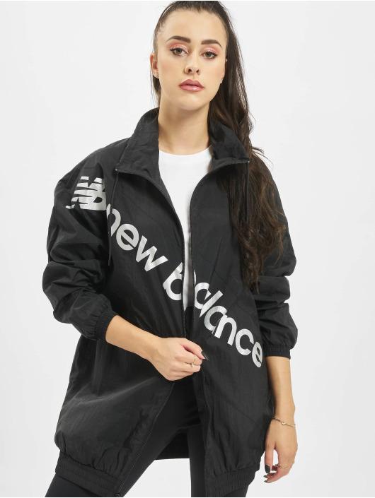 New Balance Veste mi-saison légère Optiks noir