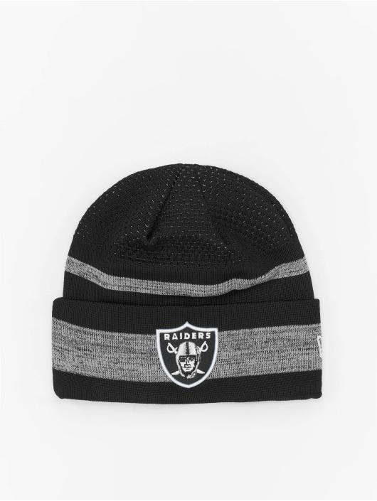 New Era Čiapky NFL 21 Las Vegas Raiders Tech Knit èierna
