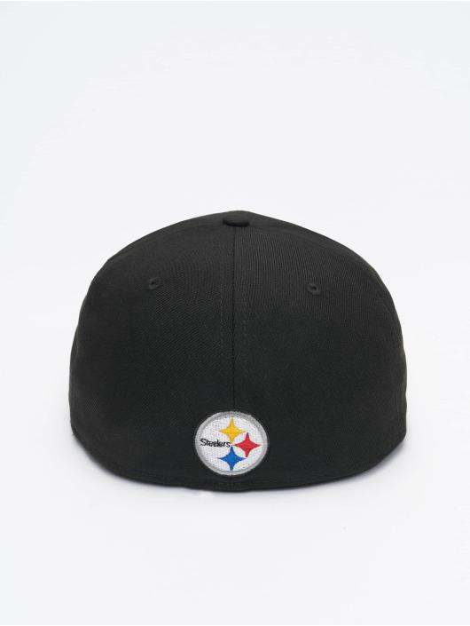 New Era Бейсболка NFL Pittsburgh Steelers Team Tonal 59Fifty черный