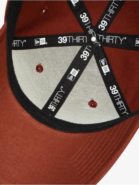 New Era Бейсболкa Flexfit Colour Essential 39Thirty коричневый