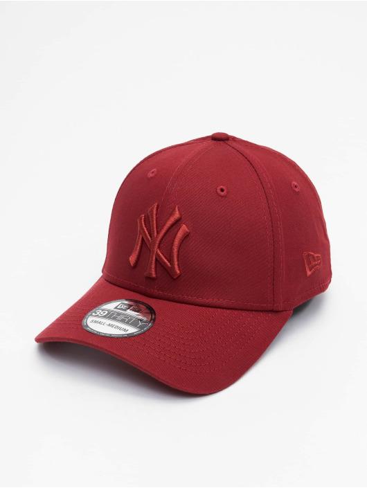 New Era Бейсболкa Flexfit MLB New York Yankees League Essential 39Thirty красный