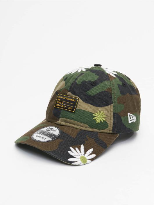 New Era Кепка с застёжкой Military Flower 9Forty камуфляж