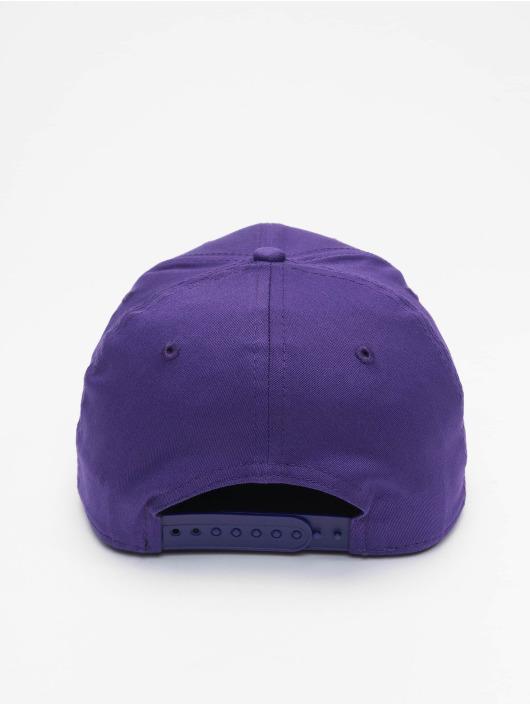 New Era Кепка с застёжкой NBA LA Lakers Team Stretch пурпурный