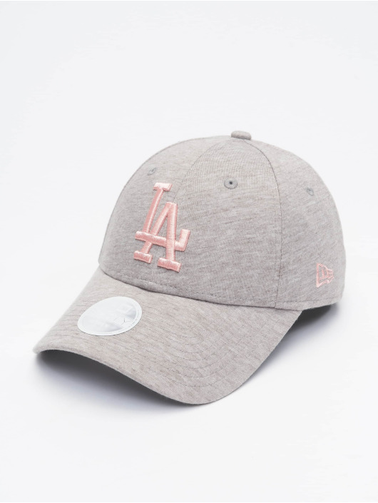 New Era Кепка с застёжкой MLB LA Dodgers Womens Licensed серый
