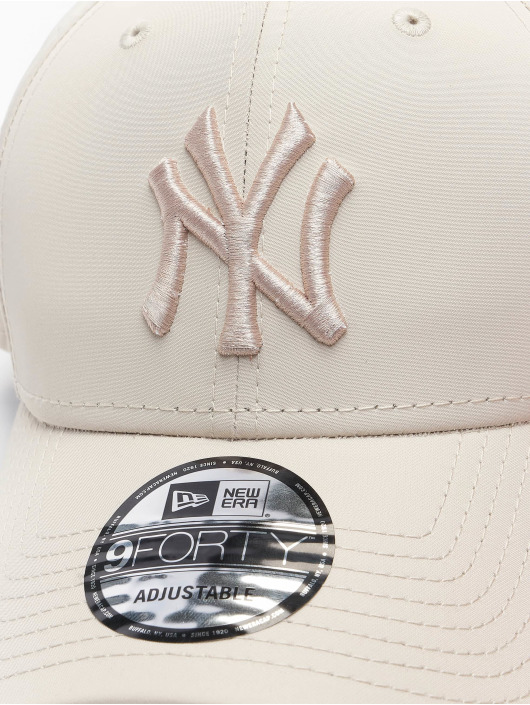 New Era Кепка с застёжкой MLB New York Yankees Tonal серый