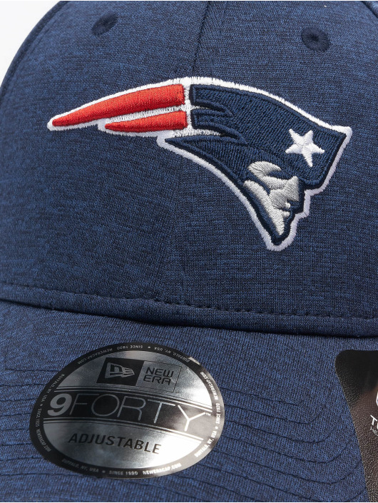 New Era Кепка с застёжкой Nfl Properties New England Patriots Shadow Tech 9forty синий