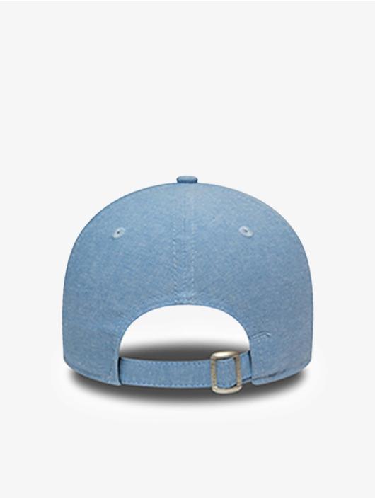 New Era Кепка с застёжкой MLB Los Angeles Dodgers Chambray 9Forty синий