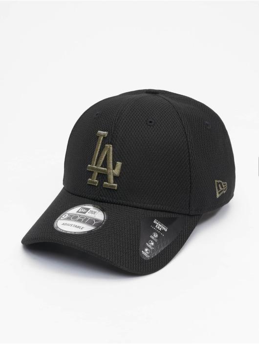 New Era Кепка с застёжкой Mlb Properties Los Angeles Dodgers Diamond Era 9forty черный