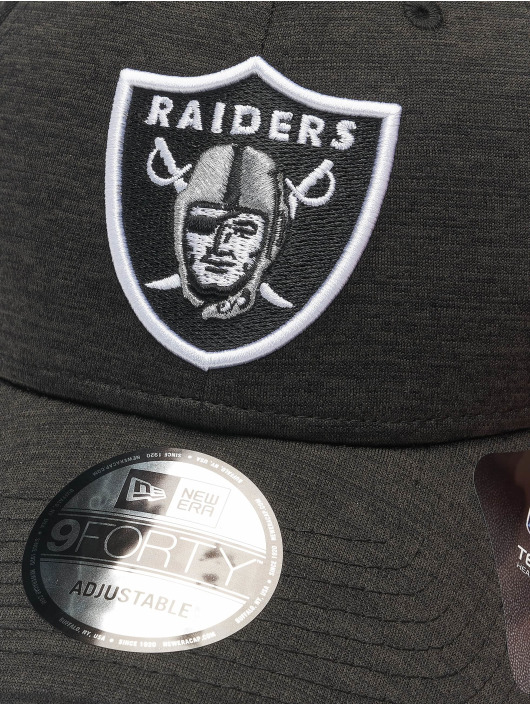 New Era Кепка с застёжкой Nfl Properties Las Vegas Raiders Shadow Tech 9forty черный