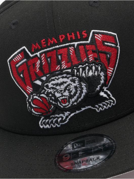 New Era Кепка с застёжкой NBA 950 Memphis Grizzlies Hardwood Classics Nights 2021 черный