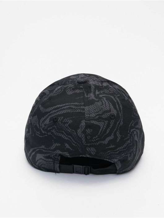 New Era Кепка с застёжкой NBA Chicago Bulls NE Seasonal Camo 9Forty черный