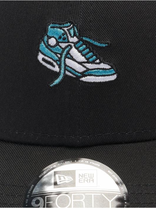 New Era Кепка с застёжкой NE Sports 9Forty черный