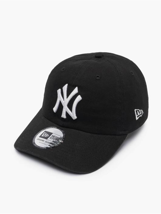 New Era Кепка с застёжкой MLB New York Yankees Washed CSCL 9Twenty черный