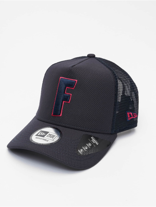 New Era Кепка тракер Diamond Era 940 AF Trucker Fortnite синий