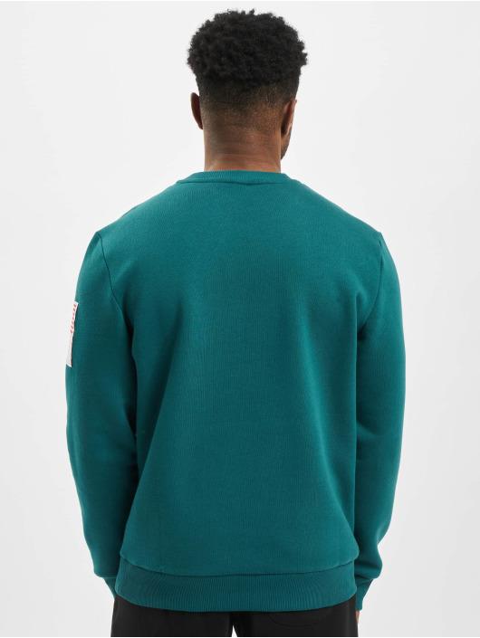 New Era Пуловер Far East зеленый