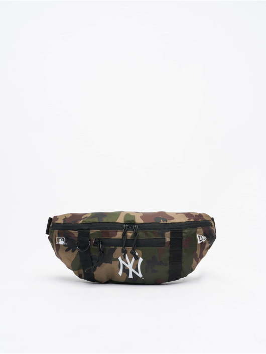 New Era Сумка MLB New York Yankees Waist Bag камуфляж