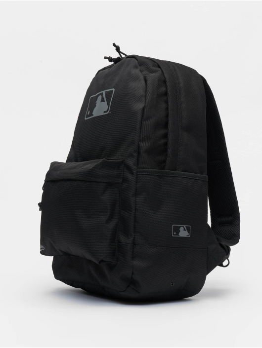 New Era Backpack MLB Logo Light black