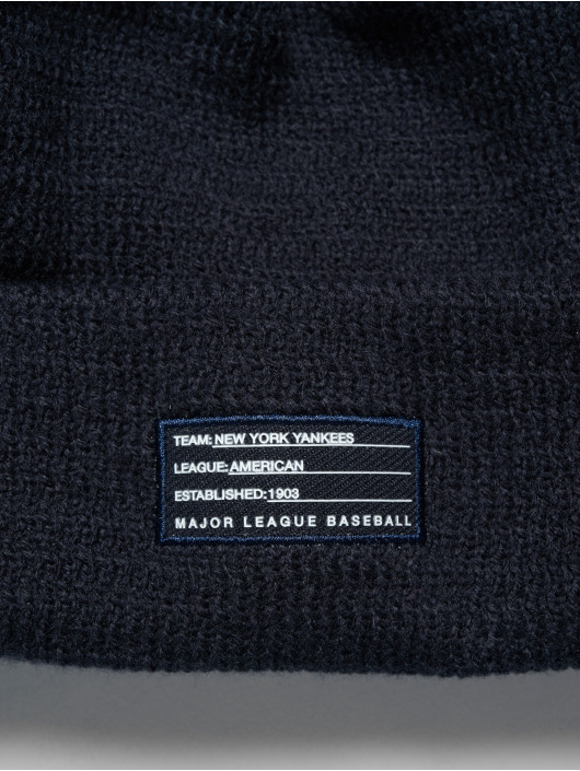 New Era Beanie MLB NY Yankees black
