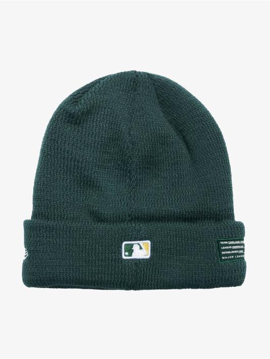 New Era Beanie MLB Oakland Athletics green