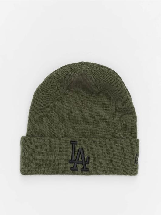 New Era Beanie Colour Ess Los Angeles Dodgers grün