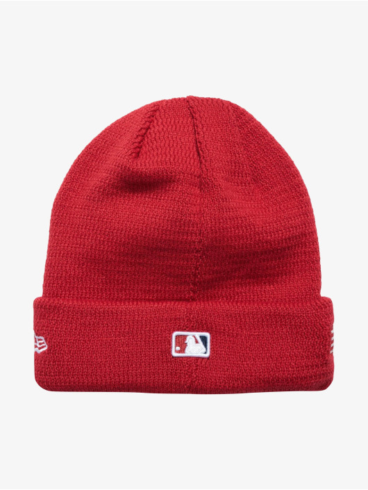 New Era Beanie MLB Washington Nationals negro