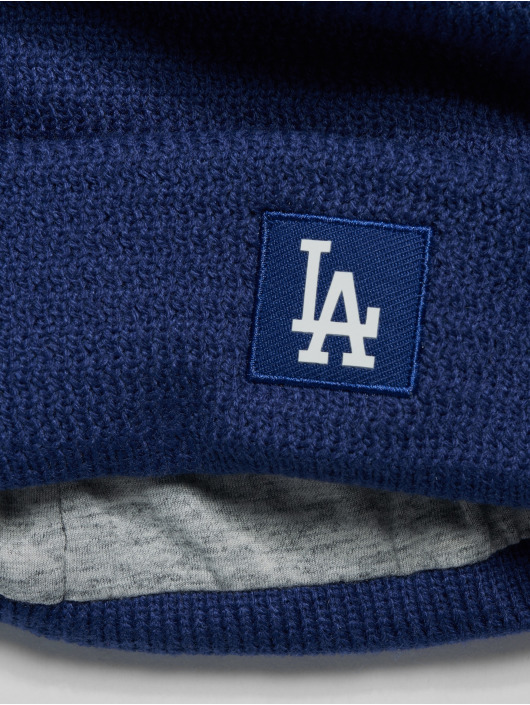 New Era Beanie MLB LA Dodgers Sport Knit negro