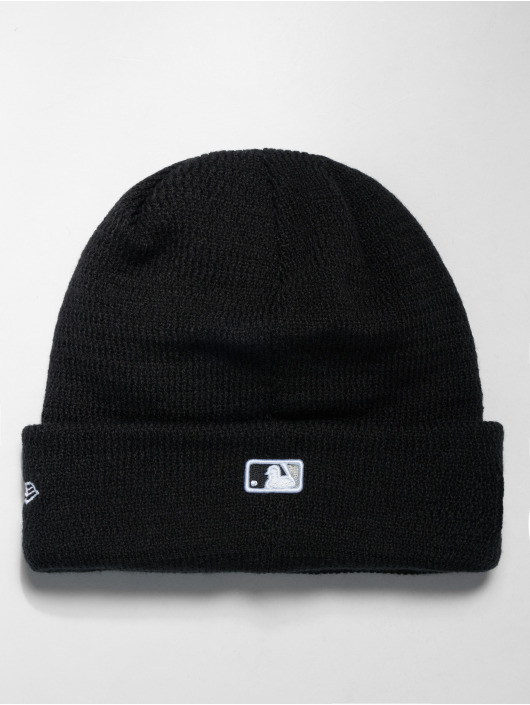 New Era Beanie MLB Chicago White Sox Sport Knit negro