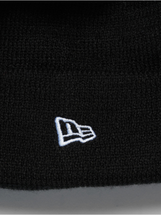 New Era Beanie MLB Pittsburgh Pirates nero