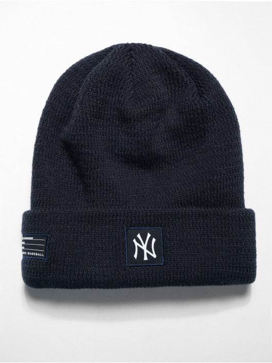 New Era Beanie MLB NY Yankees nero