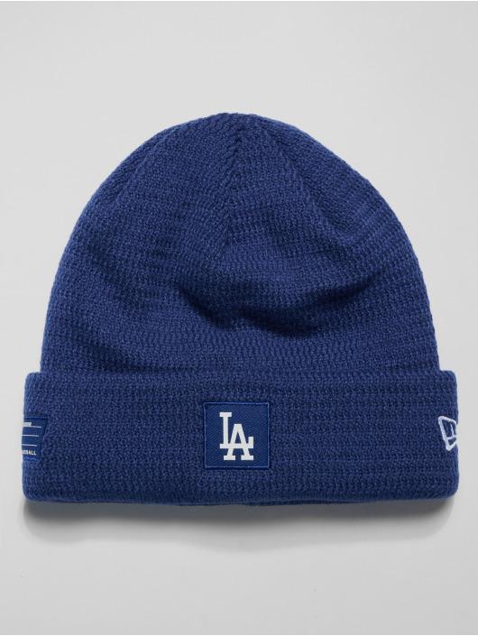 New Era Beanie MLB LA Dodgers Sport Knit nero