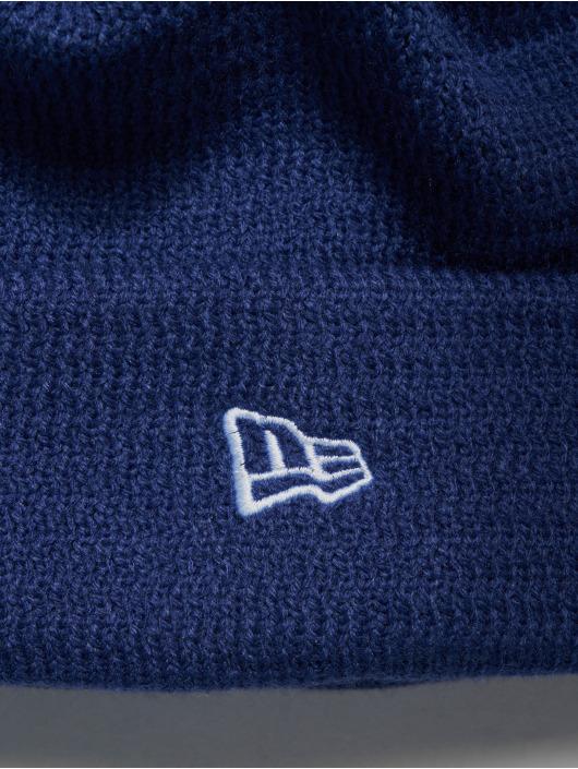 New Era Beanie MLB LA Dodgers Sport Knit schwarz