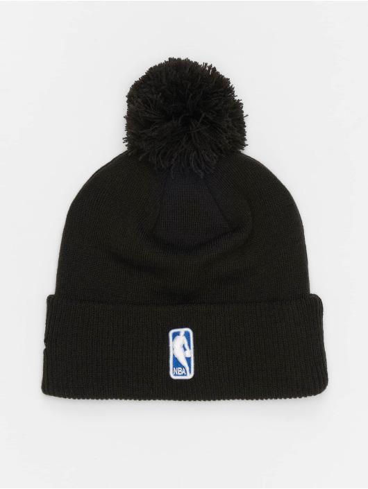 New Era Beanie NBA20 Philadelphia 76ers City Alt Knit schwarz
