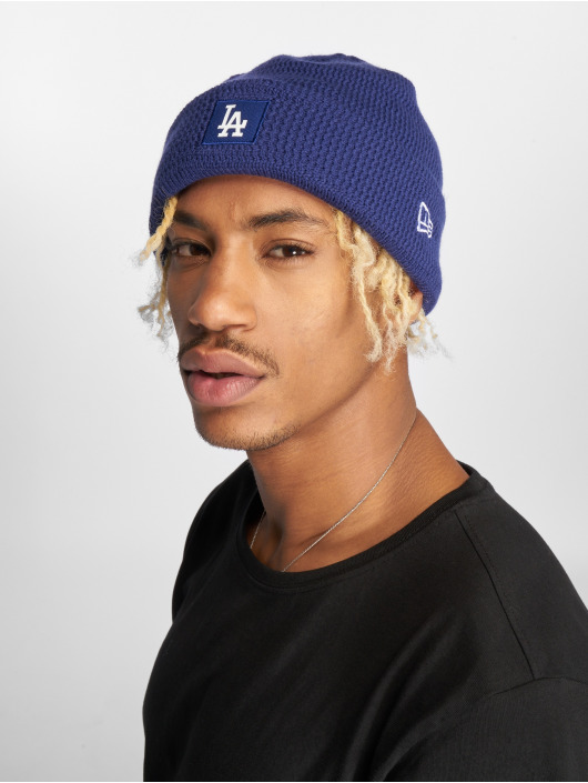 New Era Beanie MLB LA Dodgers Sport Knit zwart