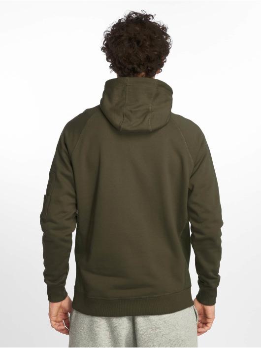 New Era Bluzy z kapturem Nfl Camo Collection Generic Logo oliwkowy