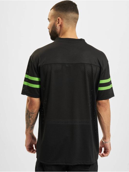 New Era Camiseta NFL Seattle Seahawks Outline Logo Oversized negro