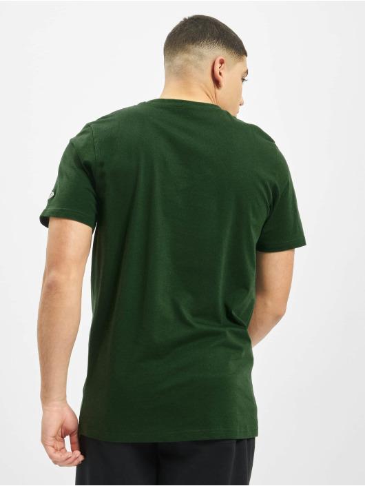 New Era Camiseta MLB LA Dodgers Seasonal Team Logo verde