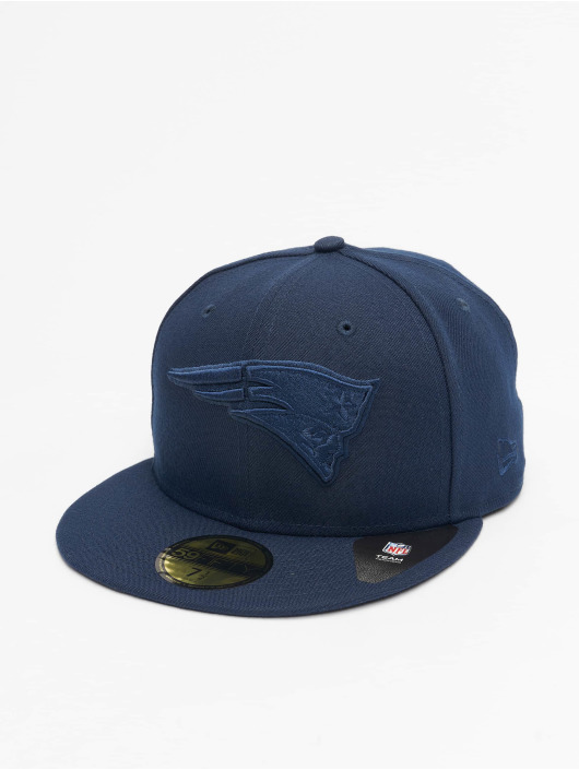 New Era Casquette Fitted NFL New England Patriots Tonal 59fifty bleu