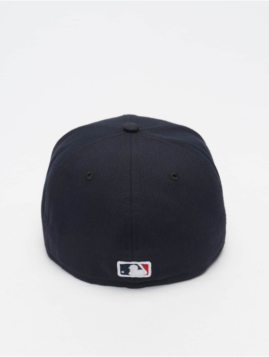 New Era Casquette Fitted MLB Boston Red Sox ACPERF bleu