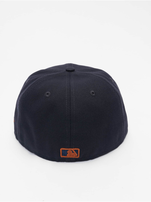 New Era Casquette Fitted MLB New York Yankees League Essential bleu